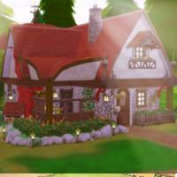 casa abuela caperusita