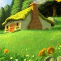 casa abuelita caperusita